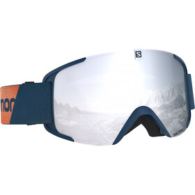 Salomon Xview Gafas, marrocan blue